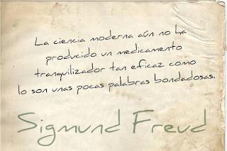 Frases Psi, S. Freud, palabras